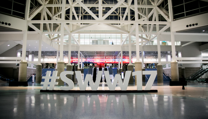 SOLIDWORKS WORLD 2017 Highlights & Tidbits | Part 3