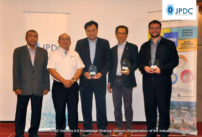 JPDC Industry 4.0 Knowledge Sharing Session