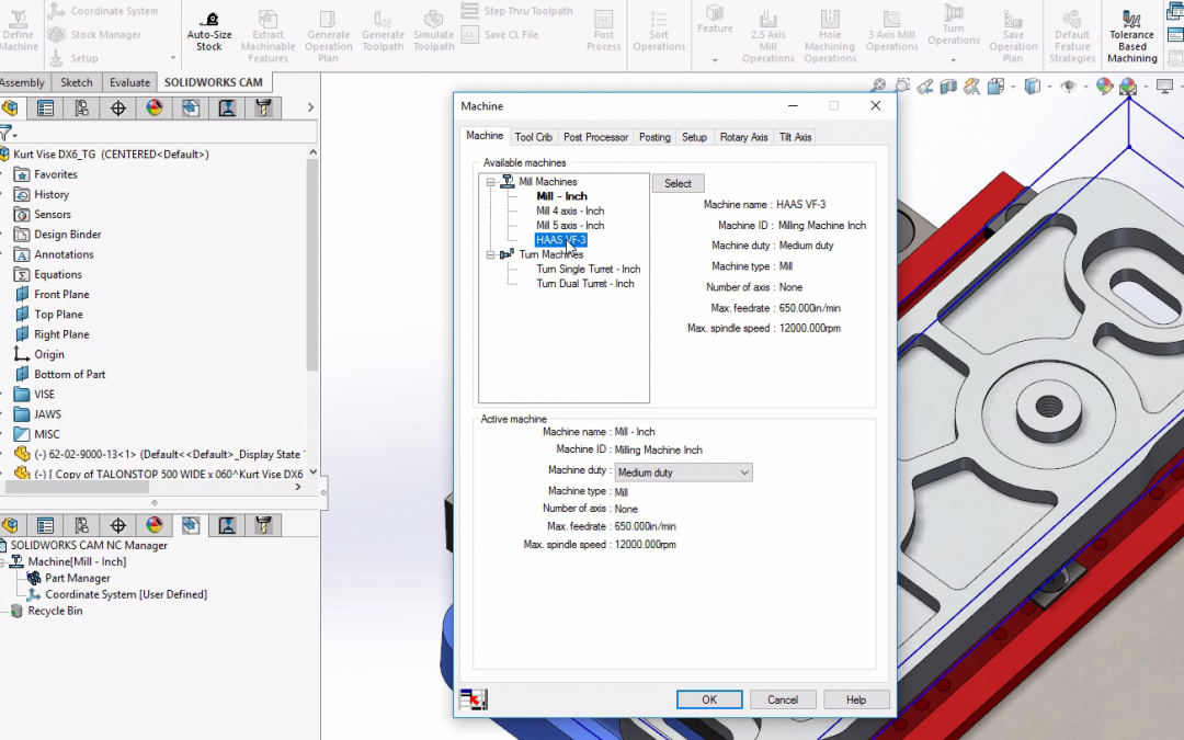 SOLIDWORKS CAM: The Basic CAM tool you need