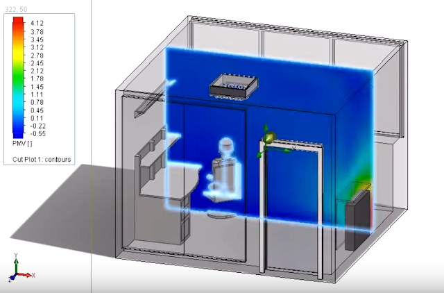 What do you need to know about SOLIDWORKS HVAC simulation?