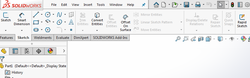 SOLIDWORKS: Your friendly tool in design neighbourhood | Part 1