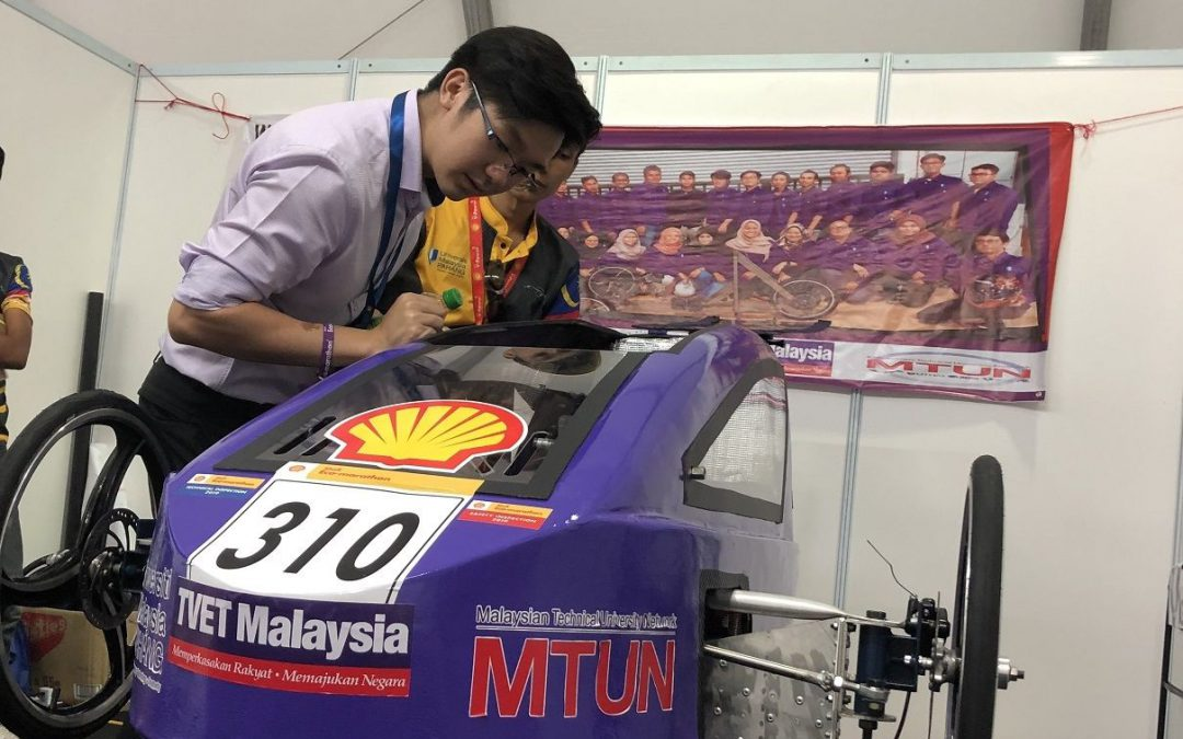 IME at Shell Eco-Marathon