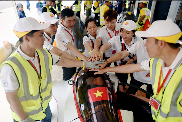 IME at Shell Eco-marathon | Part 2