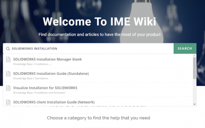 IME Wiki – We make tech work for you