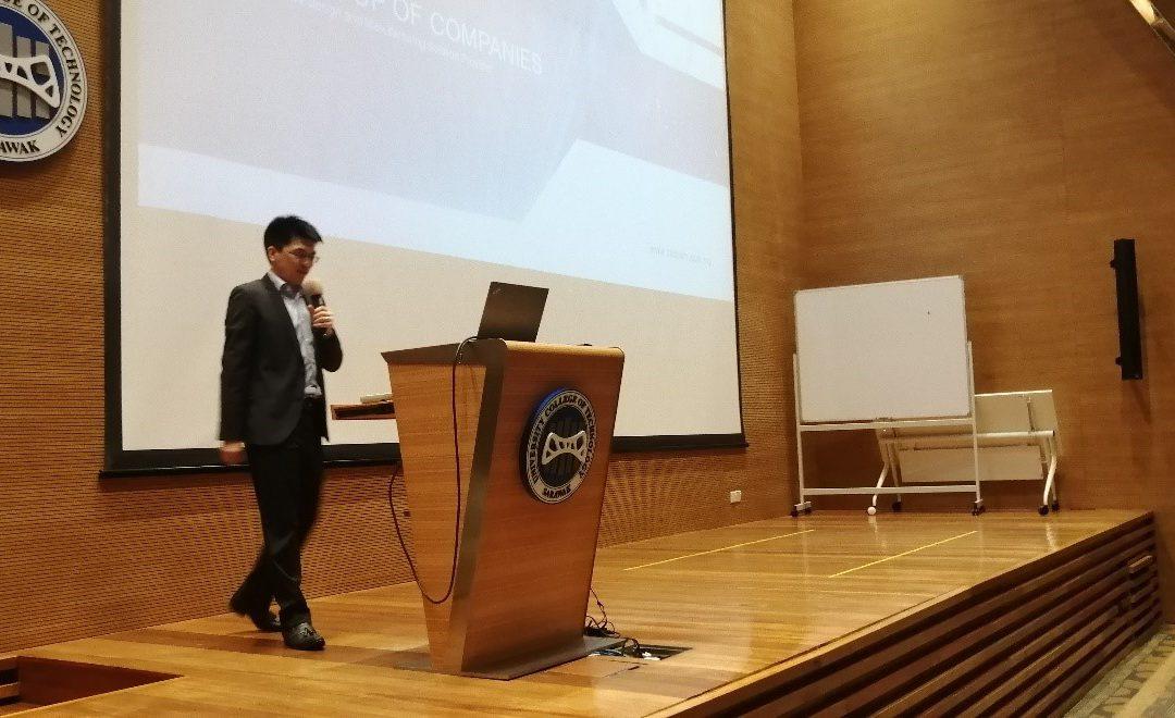 Mini IoT Seminar tour in Sibu and Miri Region