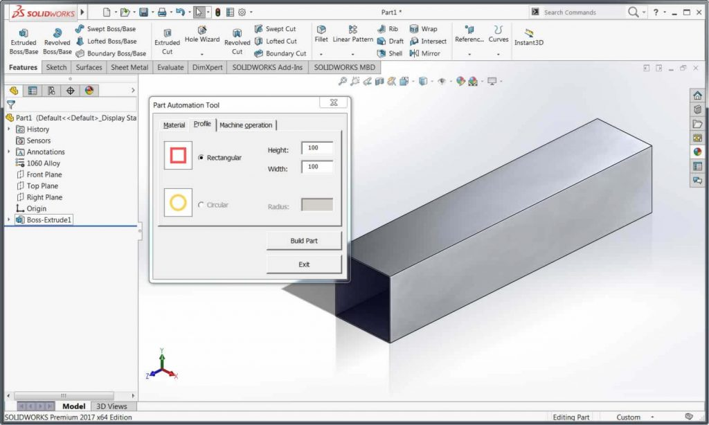 What is SOLIDWORKS API?